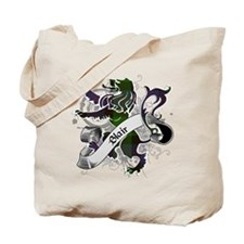 Blair Tartan Lion Tote Bag