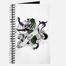 Blair Tartan Lion Journal