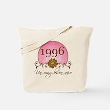 1996 Spanish Year Tote Bag