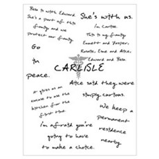 Carlisle Quotes Framed Print