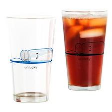Unlucky Drinking Glass