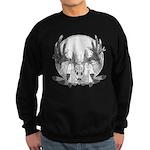 Whitetail Euro Mount Sweatshirt (dark)