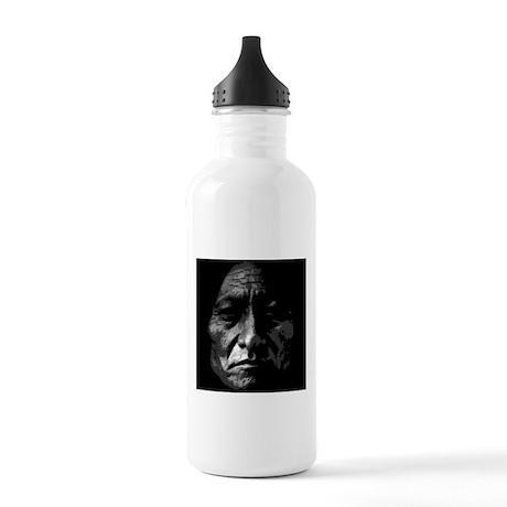 Sitting Bull Stainless Water Bottle 1.0L