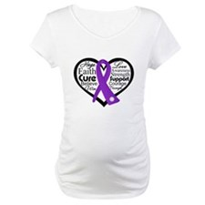 Lupus Heart Ribbon Shirt