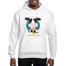 Cow Ice Cream Hoodie