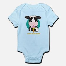 Cow Ice Cream Infant Bodysuit