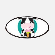 Cow Ice Cream Patches