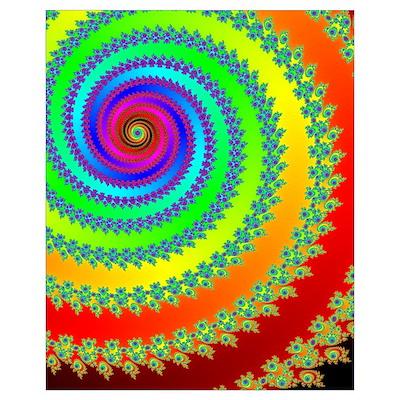 Spiral of Spirals Poster