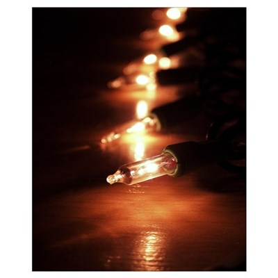 String of Lights Poster