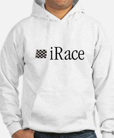 iRace Blue-Grey Race Driver Hoodie