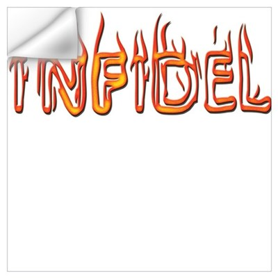 Infidel Wall Decal