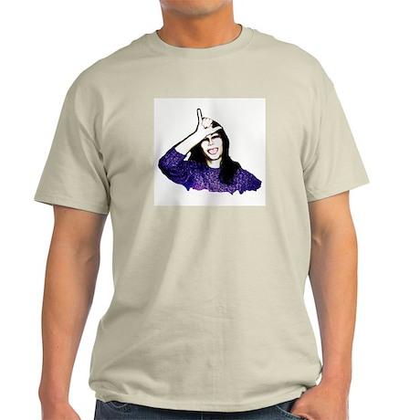 ASL GEEK Ash Grey T-Shirt