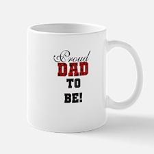 Stars Proud Dad to Be Mug