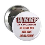 "WKRP 2.25"" Button (10 pack)"