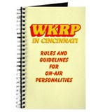 Wkrp Journals & Spiral Notebooks