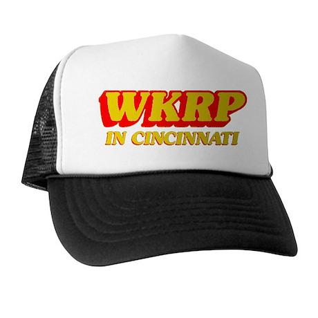 WKRP Trucker Hat