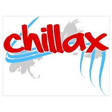 Chillax Poster