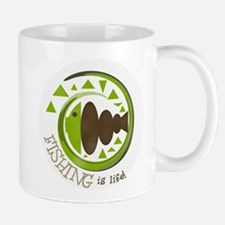 Fishing is Life Mug