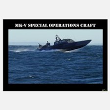Cute Special forces bering sea Wall Art