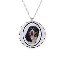 Greater Swiss Mtn Dog Necklace