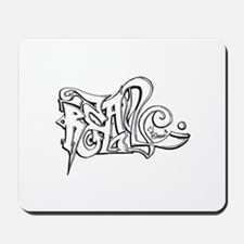 Real Graffiti Mousepad