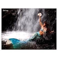 Mermaid Dana Poster