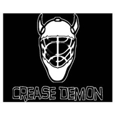 Crease Demon Poster