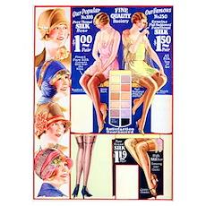 Art Deco Best Seller Poster