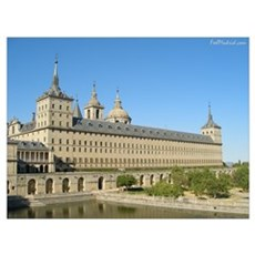 El Escorial Canvas Art