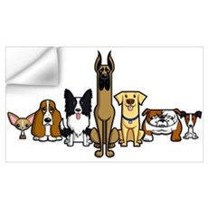 Dogversity Wall Decal
