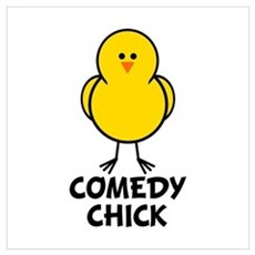 Comedy Chick Poster