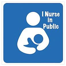 Nursing in Public Poster