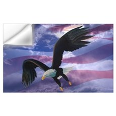 Freedom Eagle Wall Decal