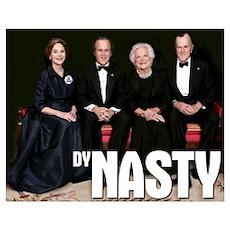 BUSH DYNASTY Poster