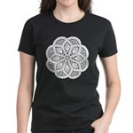 Doily Women's Dark T-Shirt