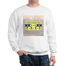 WV State Motto Design Sweatshirt