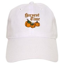 Harvest Time Baseball Cap