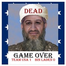 Death of Osama Bin Laden Canvas Art
