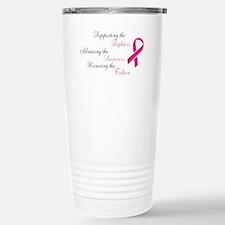 Supporting, Admiring, Honoring, Travel Mug