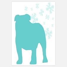 Bulldog Snowflake