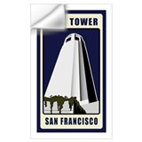 Bay area san francisco Wall Decals