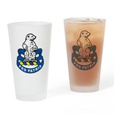 31st Infantry Regiment Drinking Glass