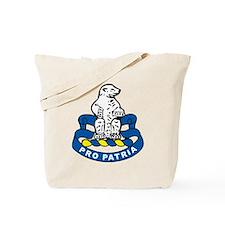 31st Infantry Regiment Tote Bag