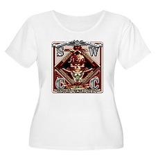USN SWCC Metal Fast Boats Sku T-Shirt