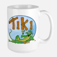 TIKI Lizard Mug