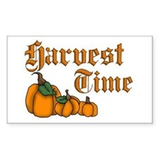 Harvest Time Decal