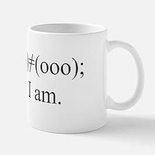 PHYSICS MEETS PHILOSOPHY Mug