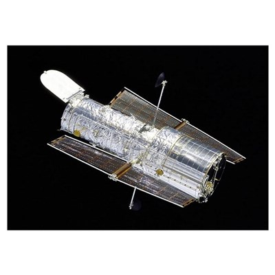 Hubble Space Telescope Space Print Poster