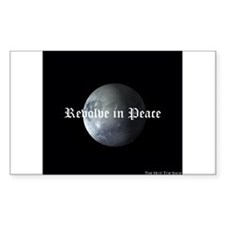 R.I.P. Pluto Decal