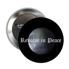 "R.I.P. Pluto 2.25"" Button (10 pack)"